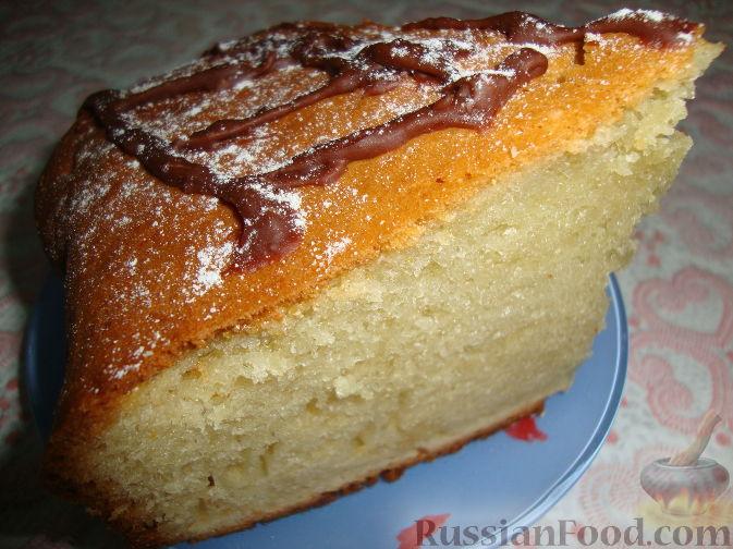 Рецепт Шикарный кекс