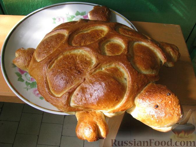 Фото приготовления рецепта: Творожные пирожки с яблоками - шаг №13