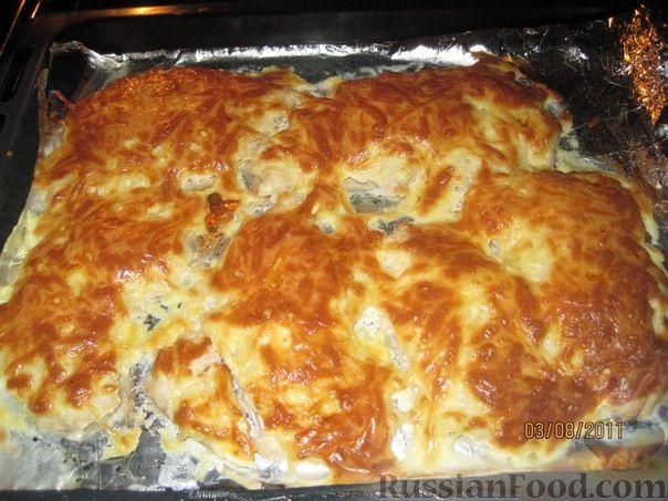 рецепт куриное филе на второе в духовке