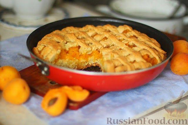 Рецепты абрикосового пирога с 73