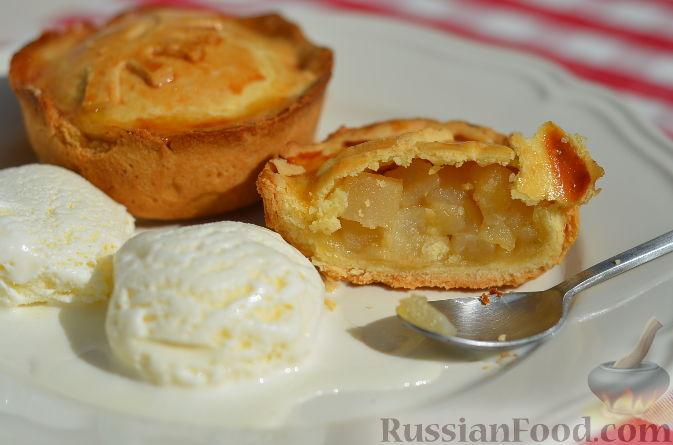 Рецепт Пирожки с грушами