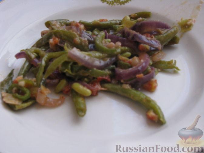 Фото приготовления рецепта: Форель, запечённая с картофелем - шаг №10
