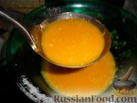 Фото приготовления рецепта: Рулет из яиц с начинкой - шаг №4