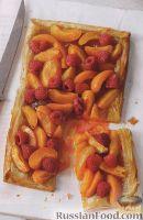 Фото к рецепту: Фруктовые коржики
