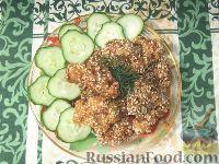 "Фото к рецепту: Свинина в кунжуте ""Хрустяшка"""