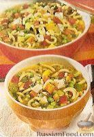 Фото к рецепту: Овощной супчик