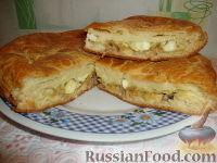Фото к рецепту: Рыбный пирог