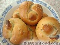 Фото к рецепту: Закусочные булочки