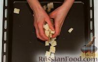 Фото приготовления рецепта: Салат «Цезарь» с курицей - шаг №6