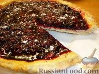 Фото к рецепту: Вишневый пирог