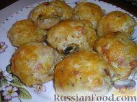 Фото к рецепту: Сыроежки запеченные