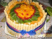 """Фото к рецепту: Торт """"Очарование"""""""