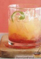 Фото к рецепту: Текила с натуральными соками