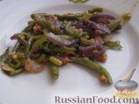 Фото к рецепту: Рагу со стручковой фасолью