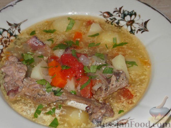суп из утки мультиварке рецепт с фото