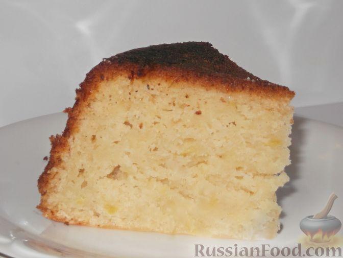 пирог из творожной массы рецепт без маргарина для детей