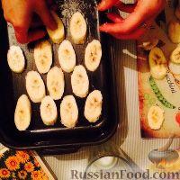 Фото приготовления рецепта: Манник-перевёртыш с бананами - шаг №2