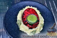 Фото к рецепту: Белый амур на гриле