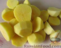 Фото приготовления рецепта: Картофельное пюре (тонкости и хитрости) - шаг №2