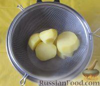 Фото приготовления рецепта: Картофельное пюре (тонкости и хитрости) - шаг №4