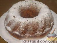 Фото к рецепту: Кекс морковный ароматный
