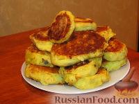 Фото к рецепту: Картофельные зразы