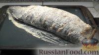 Фото приготовления рецепта: Фаршированная щука, запеченная в духовке - шаг №3