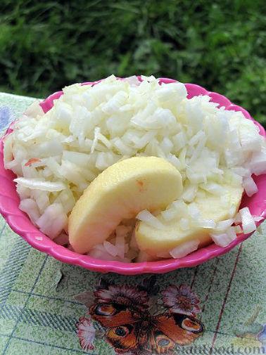 Фото приготовления рецепта: Шурпа персидская - шаг №7