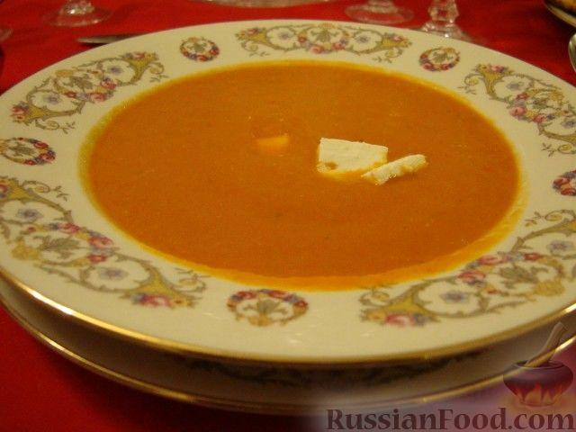 рецепт суп с сыром видео рецепт с фото