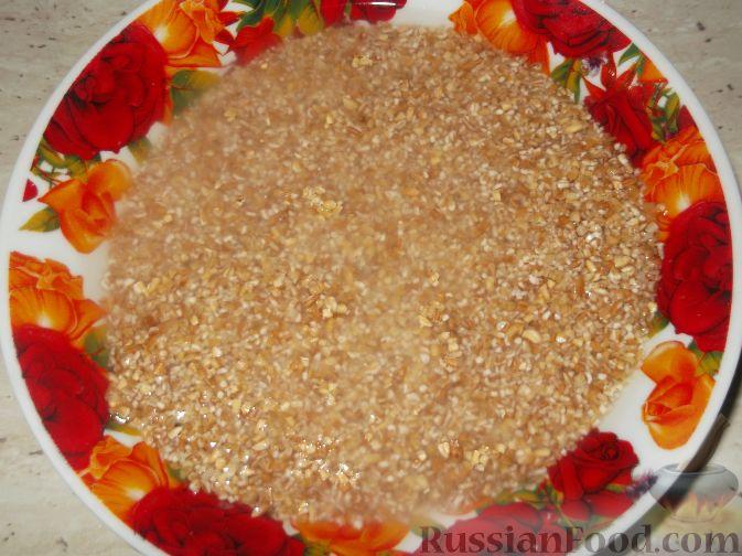пшеничная дробленая каша рецепт