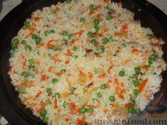 Фото приготовления рецепта: Куриная печень с грибами и помидорами, в микроволновке - шаг №13