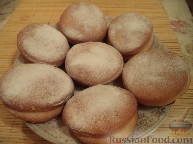 Пирожки из дрожжевого теста на пару