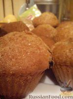 Фото к рецепту: Ягодные маффины