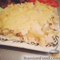 Фото к рецепту: Мак-н-Чиз по-русски