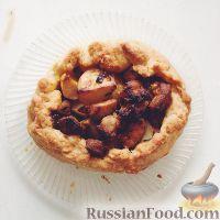 Фото к рецепту: Картофель с мясом в съедобной тарелке