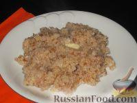 Фото приготовления рецепта: Пшеничная каша (основной рецепт) - шаг №6