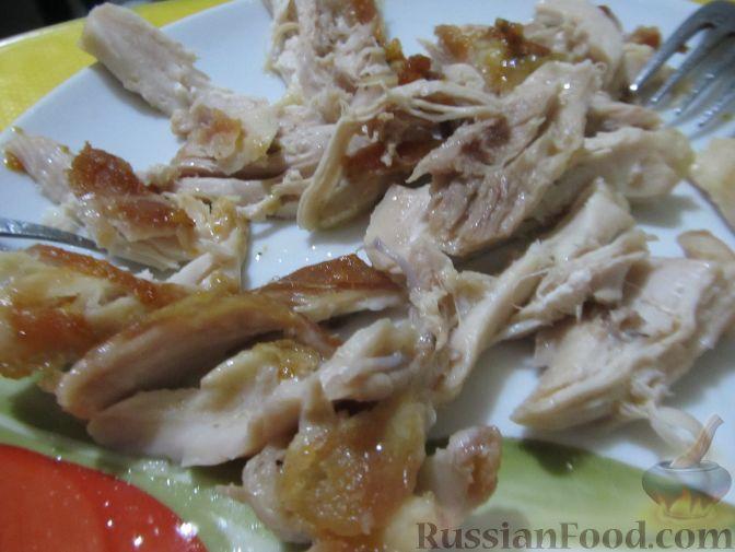 Фото приготовления рецепта: Кисель из кураги - шаг №6