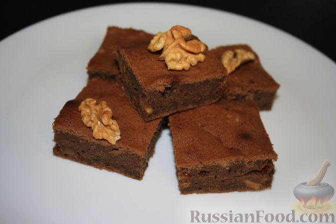 Брауни рецепт с фото юлии высоцкой - 8