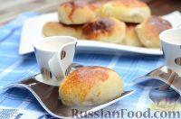 Фото к рецепту: Пирожки на завтрак (тесто на кефире)