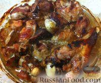 Фото к рецепту: Запеченное мясо
