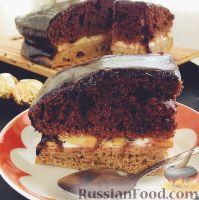 """Фото к рецепту: Торт """"Студенческий"""""""