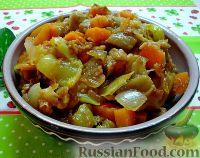 Фото к рецепту: Лечо по-болгарски