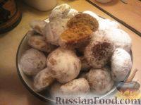 Фото к рецепту: Печенье на рассоле