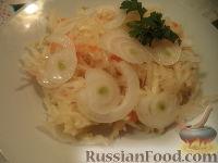 Фото к рецепту: Квашеная капуста (традиционный способ)