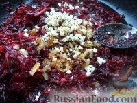 Фото приготовления рецепта: Свекольная икра - шаг №13
