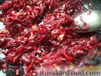 Фото приготовления рецепта: Свекольная икра - шаг №14