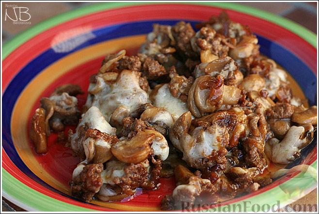 Рецепты соления грибов рядовок