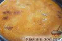 Фото приготовления рецепта: Сливочный суп с форелью или семгой - шаг №7