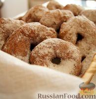 Фото к рецепту: Пончики по ГОСТу