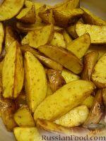 Фото к рецепту: Картошка по-селянски